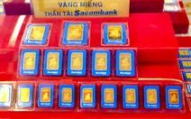 Thị trường vàng chờ tin từ Ngân hàng Nhà nước