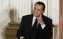 Khởi tố hình sự ông Mubarak và hai con trai