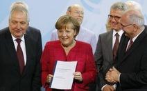 Đức đóng cửa tất cả nhà máy hạt nhân vào năm 2022
