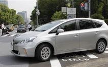 Toyota thu hồi 100 ngàn xe Prius