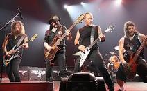 Metallica - ban nhạc rock ảnh hưởng nhất thế giới