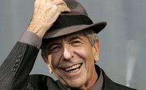 Ca sĩ Leonard Cohen thắng giải văn học Tây Ban Nha