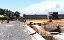 Đề nghị tăng diện tích tách thửa đất