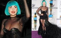 Lady Gaga - biểu tượng thời trang 2011