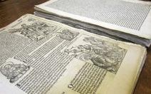 35.000 USD cho một cuốn sách cổ