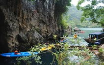 Mở tuyến du lịch sông Chày - hang Tối