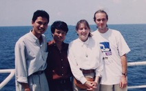 Hành trình Bình Minh - Kỳ cuối: Những người bạn quốc tế giữa biển Đông