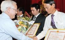 5 đề tài đoạt giải nhất cuộc thi sáng tạo khoa học