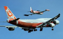 Máy bay dài nhất thế giới cất cánh lần đầu