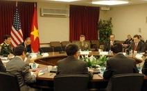 Việt Nam - Mỹ đối thoại về chính trị - an ninh - quốc phòng