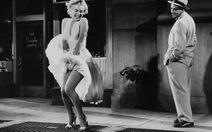 """""""Váy tàu ngầm"""" của Marilyn Monroe: 4,6 triệu USD"""