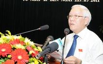 Ông Lê Hoàng Quân tái đắc cử Chủ tịch UBND TP.HCM