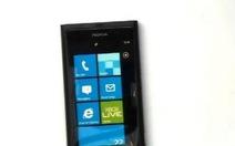 Smartphone dùng Windows Phone 7 của Nokia lộ diện