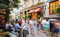 Khám phá phố cổ Quebec