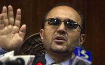 Thống đốc ngân hàng Afghanistan trốn sang Mỹ