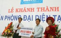 Khánh thành văn phòng đại diện báo Tuổi Trẻ tại Huế