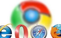 Chrome sẽ sớm qua mặt FireFox