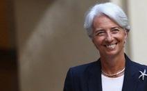 Tân tổng giám đốc IMF nhận lương nửa triệu USD