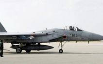 Nhật Bản: rơi máy bay huấn luyện, phi công mất tích