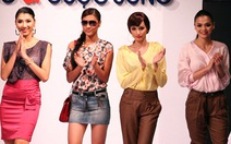 Thời trang công sở hè 2011