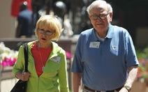 Tỉ phú Warren Buffett tặng 1,78 tỉ USD cho quỹ từ thiện