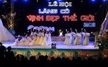 Khai mạc lễ hội Lăng Cô - vịnh đẹp thế giới