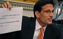 Chính phủ bất đồng, Mỹ đối mặt nguy cơ vỡ nợ