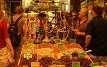Sắc thái chợ ở Istanbul