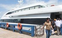 Mở tour TP.HCM - Vũng Tàu bằng du thuyền