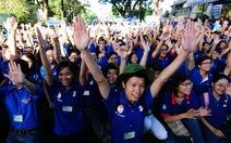 Hàng ngàn bạn trẻ xuất quân Mùa hè xanh 2011