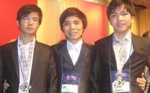 VN đoạt 5 huy chương Olympic vật lý quốc tế