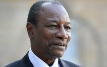 Dinh thự Tổng thống Guinea bị tấn công