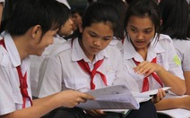 Trường chuyên Hà Nội hạ điểm chuẩn vào lớp 10