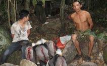 Một chuyến đi săn, bắn chết 15 con thú trong Sách đỏ