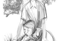 Nát lòng cha mẹ