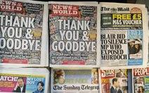 Tiết lộ mới từ một cuộc điều tra: 31 tờ báo Anh nghe lén