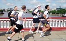 Độc đáo du lịch chạy bộ