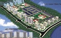 Hà Nội đầu tư đồng bộ 2 khu đô thị mới