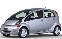 Xe EV trang bị ổ cắm điện gia dụng