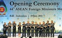 Diễn đàn ARF và Biển Đông: Trông chờ diễn biến tích cực