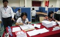 Điểm chuẩn nhiều trường sẽ thấp hơn năm 2010