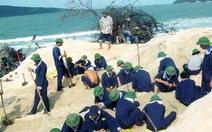 Trở về từ biển cả - Kỳ 4: Giữa lòng cát trắng biển xanh
