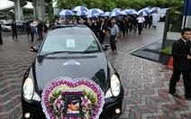 Tang lễ ông Nguyễn Cao Kỳ tại Malaysia