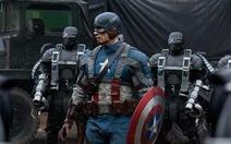 Captain America: siêu anh hùng mới