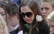 Na Uy tổ chức tưởng niệm nạn nhân