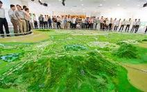 Xem quy hoạch xây dựng Hà Nội đến năm 2030