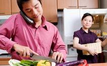 Đàn ông Việt tệ hơn đàn ông ngoại chuyện giúp vợ?