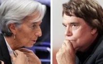 IMF phản ứng điều tra bà Lagarde