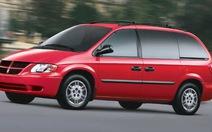 Chrysler và Ford thu hồi xe để sửa lỗi