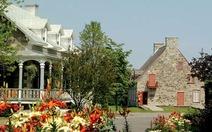 Những ngôi làng níu chân du khách ở Quebec